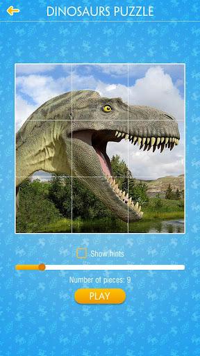 Jigsaw Puzzle: Dinosaur