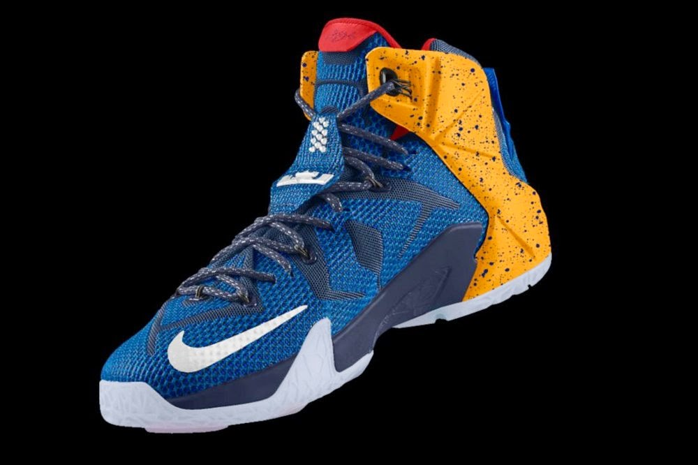 7387fa74c47 ... You Can Almost Create Nike LeBron 12 Homecoming PEs on Nike iD ...