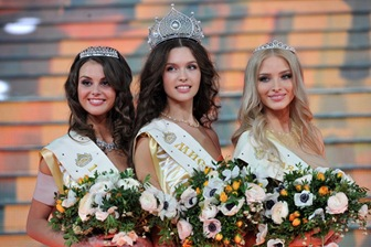 miss rusia 2012