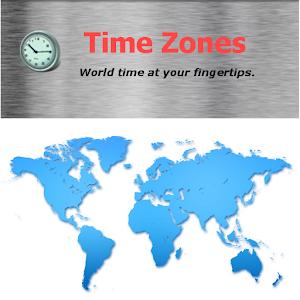 Time Zones 商業 App Store-癮科技App