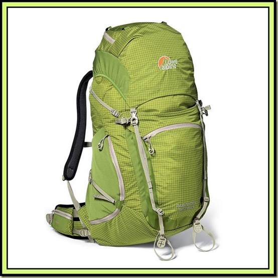 Lowe Alpine Nanon 50:60 Hyperlite Backpack