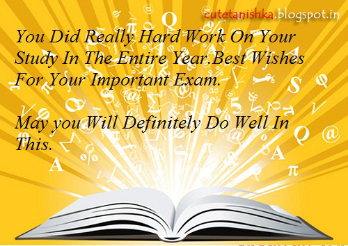 Luxury Good Luck Exam Quotes For Students Good Quotes