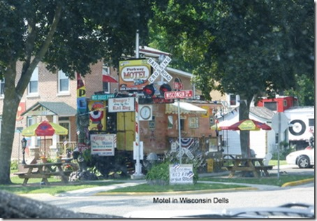 Motel in Wisconsin Dells