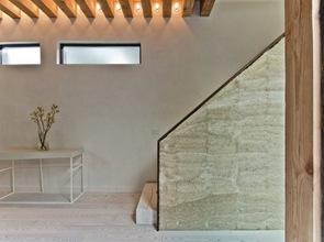 Diseño de escaleras certificación LEED Platinum.