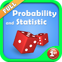 Probability and Statistics icon