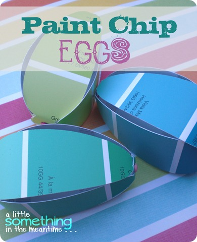 Paint Chip Eggs Banner WM