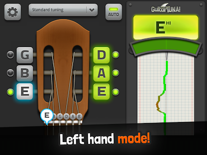 Guitar Tuner Free - GuitarTuna - screenshot thumbnail