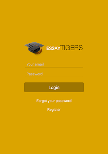 EssayTigers APP- screenshot thumbnail