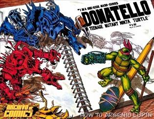 P00010 - TMNT DONATELLO P #10