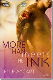 more than meets the ink