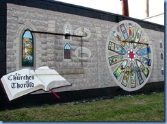 8481 Thorold - murals along Welland Canals Parkway Trail between Lock 7 & Lock 6