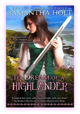 dream highlander - cover