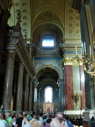 Basilique St-Etienne à Budapest