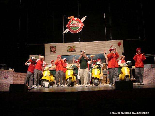 Los Murallitas - Final Murgas Carnaval 2012 - Badajoz   (7).JPG