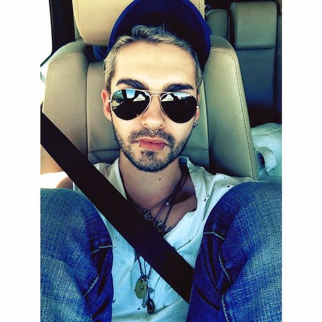 Face Sammelthread: Bill Kaulitz Instagram 164 [29.08.2014]