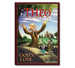 THEO: Teaching Children God's Word {Giveaway}