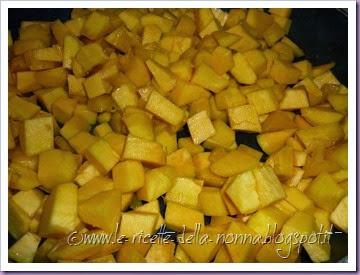 Polpette di zucca vegetariane al sugo di pomodoro e funghi (2)