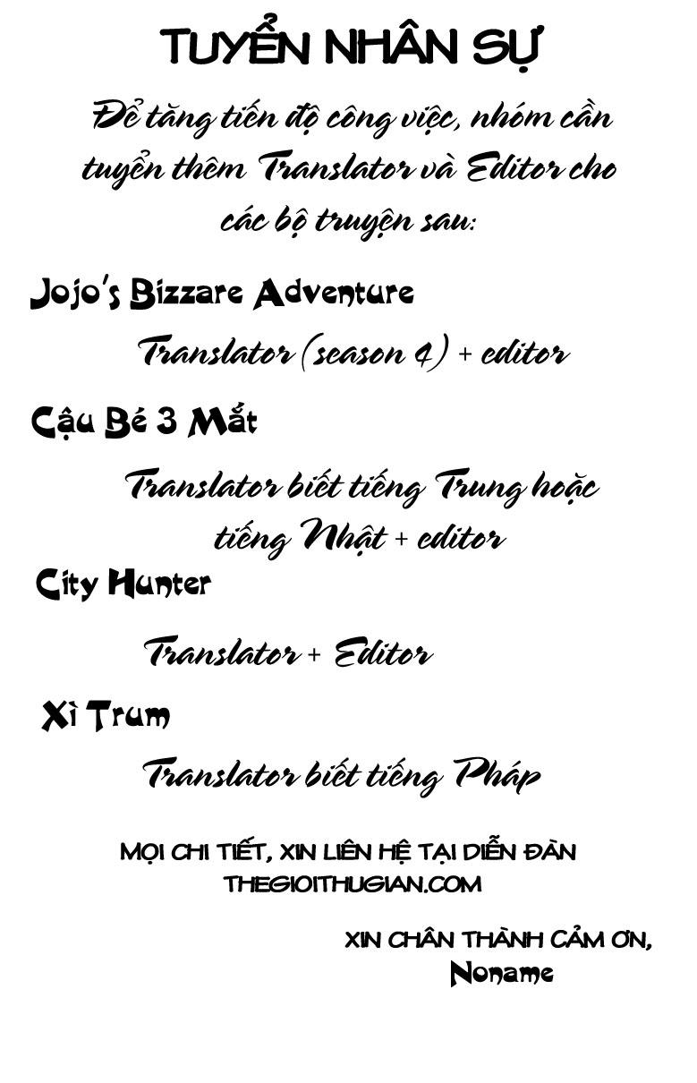 JoJo no Kimyou na Bouken Chap 259 - Truyen.Chap.VN