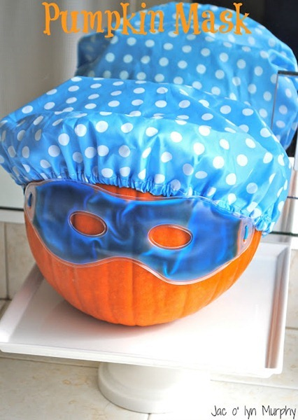pumpkin  mask brighter