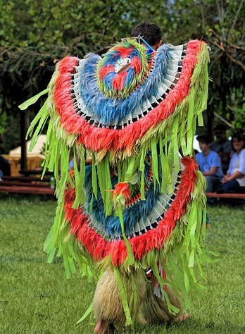 Lenape Powwow Fancy Dancer7