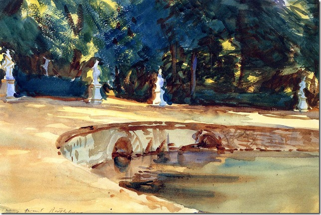 Sargent-John-Singer-Pool-in-the-Garden-of-La-Granja