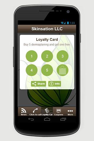 Skinsation LLC