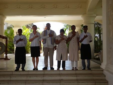 Cazare Mauritius: La revedere, Hilton
