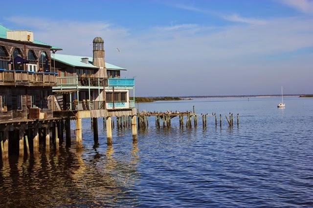 Cedar Key Sailboat