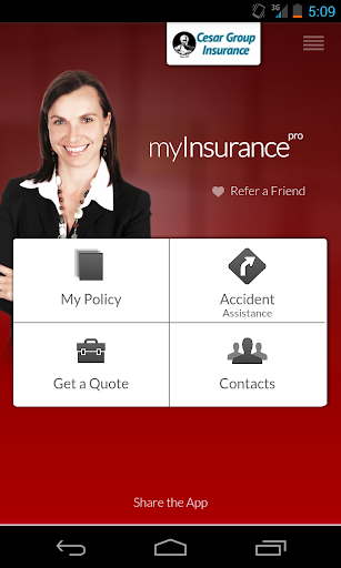 myInsurance - The Cesar Group