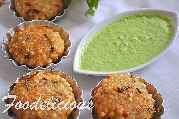 Sabudana Cake Recipe In Marathi: Foodelicious: How To Make An Authentic Maharashtrian Style