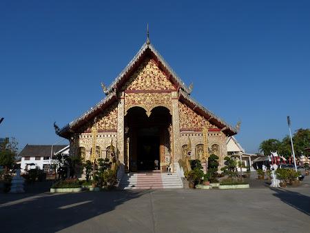 Temple Thailanda: Wat Chet Yot Chiang Rai