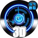 DriftX Blue Pro Theme for NEXT icon