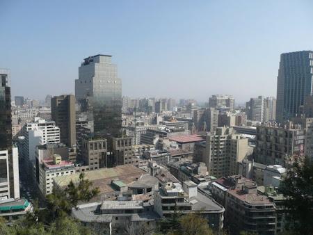 Panorama Santiago de Chile
