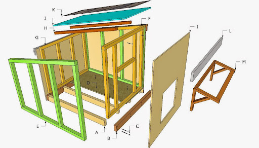 6x3 Garden Shed Plans 13652 Svaiperiny