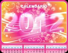Calendário 2012 Corel na Veia Blog