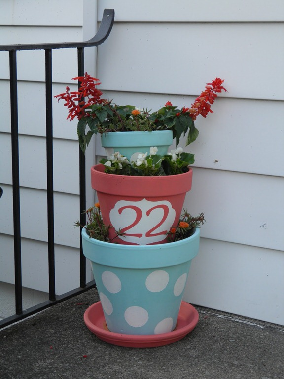52 flower pot address numbers