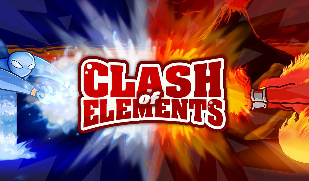 Clash of Elements - screenshot