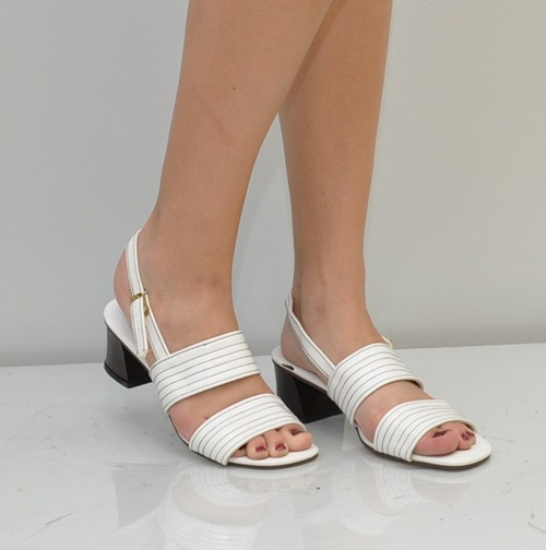 ugly white sandals