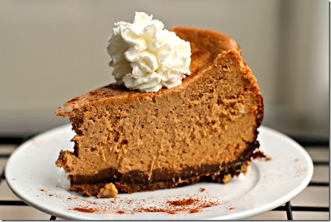 Pumpkin Cheesecake2