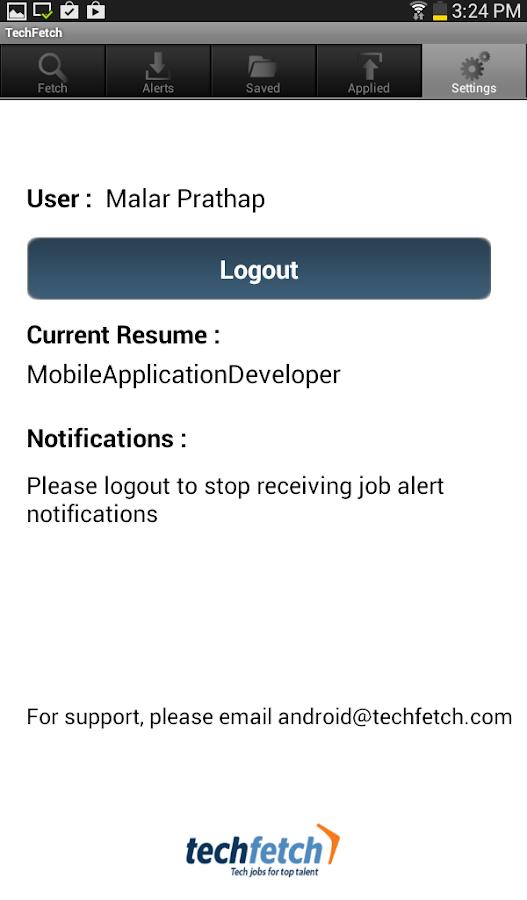 TechFetch Jobs