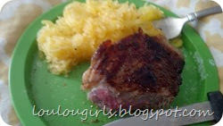 lean-steak-with-spaghetti-squash