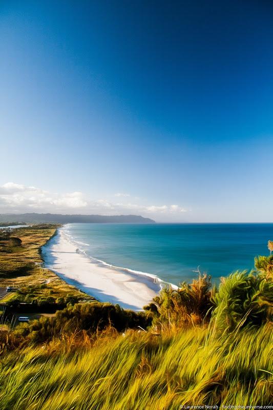 New Zealand beaches