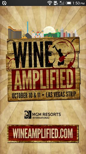 Wine Amplified Festival