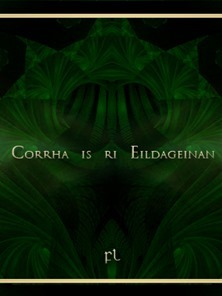 Corrha is ri Eildageinan Cover