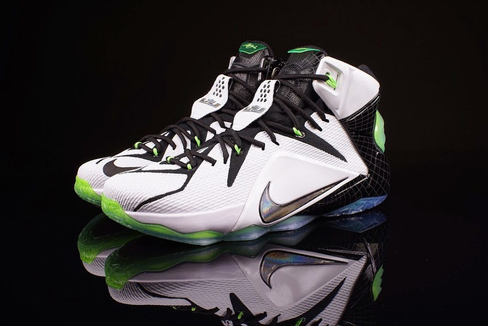 brand new 8ecd4 591ac ... Release Reminder Nike LeBron XII 12 All Star 8220Zoom City8221 ...
