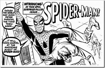 SteveDitko_SpiderMan