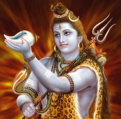 Shiva, the Destroyer