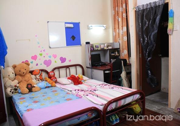 Hiasan Bilik Tidur Anak Dara Desainrumahid Www 123paintcolor