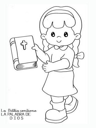 LOS NIÑOS Y LA RELIGION LAMINAS PARA PINTAR