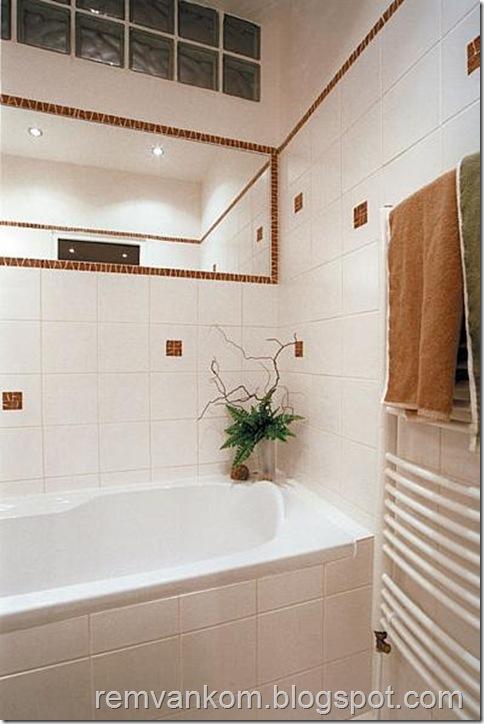 эконом ремонт ванной комнаты 3